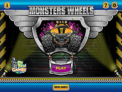 怪物大腳車(Monsters' Wheels)