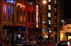 Roberts Camera Store (Zachoff1) Tags: nightphotography indianapolis indiana robertscamera sonya77 minoltaaf85mmf14