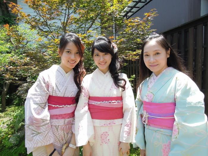 京都 岡本和服