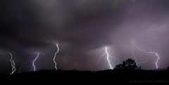 Monsoon Season (Spencer Foto) Tags: new sky storm nature rain night clouds mexico nikon hiking hike stack stacking lightning alto f28 ruidoso d600 14mm samyang