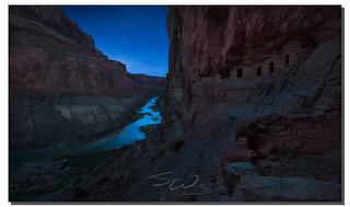 The Windows, Nankoweap, Grand Canyon, AZ