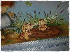 """m_10487731_845824495507042_1000792932_n (1) (Luanna Milanez """" Pintura em Tela e Tecido"""") Tags: em pintura tecido"""