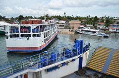 Super Shuttle Ferry 23 & Shuttle Fast Ferry 1 - Hagnaya Port (prahatravel) Tags: public ferry port island 1 harbor boat asia ship harbour philippines fast vessel super maritime transportation shuttle cebu 23 hagnaya supershuttleferry23