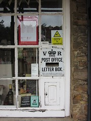 Blanchland (aj.gardner) Tags: old signs window sign post mail letters postoffice victorian collection northumberland postbox shopwindow postal letterbox postage distribution unchanged blanchland stillinuse villageshop ludlowbox