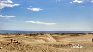 Las Dunas de Maspalomas, Gran Canaria, Spain - 4805