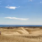 Las Dunas de Maspalomas, Gran Canaria, Spain - 4805 thumbnail