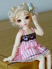 Maricka (Antiphane) Tags: doll chloe bjd resin ltf yosd littlefee fairylang