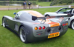 Ultima (Kathryn Dobson) Tags: cars car kent automobile leedscastle supercar ultima motoring supercarsiege