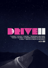 Fake Franchise - Drive II (jimexplore) Tags: cinema art film night movie poster drive design graphicdesign movieposter gosling walken rodriguez