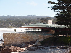 Walker Residence in Carmel-by-the-Sea (Dlp-o-Rama) Tags: california usa architecture bigsur franklloydwright carmel westcoast carmelbythesea