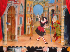 02-PLC8008 (PLCimages) Tags: uk england festival digital comedy play image hove colombine harlequin openair 2012 annualfestival communityfestival brunswickfestival strongcolours orchestrapit pantalone toytheatre plcimages miniatureharlequinade