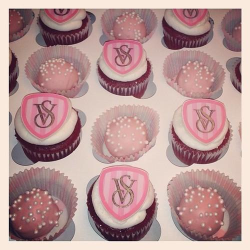 Victoria Secret Cake Topper