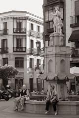 008524 - Madrid (M.Peinado) Tags: madrid blackandwhite bw copyright espaa byn blancoynegro spain sony fuente comunidaddemadrid 2013 20072013 juliode2013 sonydsch200