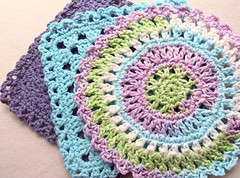 Free Crochet Pattern (The Craftsy Blog) Tags: diy pattern handmade crochet dishcloth crocheting freepattern freepatternfriday crochetallday