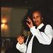 Chief Stephen Osita Osadebe (RIP) from Nigeria Hosted by  Equator Club Philadelphia Fouzia from Somalia 1997 244