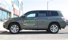 Vehicle Graphics | Signarama Meadowvale, ON | Bark Busters