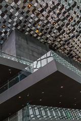 Harpa 6 (USpecks_Photography) Tags: reflection architecture canon iceland reykjavik modernarchitecture olafureliasson concerthall harpa canonefs1022mmf3545usm henninglarsenarchitects canon7d