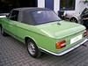 BMW Baur 1602 2002 Targa ´71-´75 Verdeck