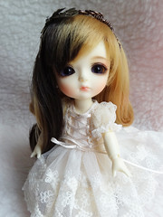 Lati Yellow Miel Le Petit Prince -The Flower- ( SOLD ) (ASweetFairytale - Fëadoll) Tags: yellow miel latidoll lati