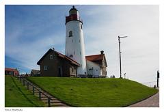 Urk (NL) (bruderfranziskus) Tags: lighthouse netherlands ijsselmeer