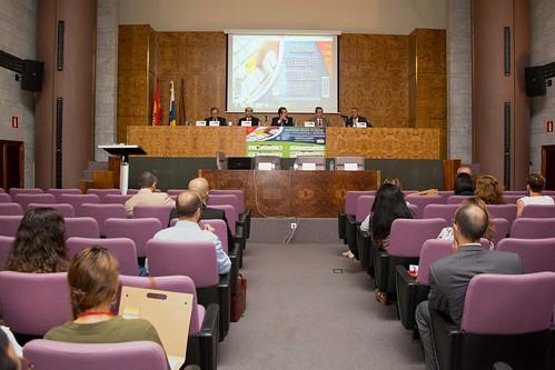 La ULPGC acoge las Jornadas sobre Internet y su problemática jurídica (17-10-2013)