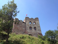 Zamek Czorsztyn (2)