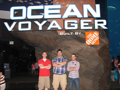 The Aquatic Envy Guys (aquaticenvy) Tags: ocean georgia aquarium voyager behind scenes the