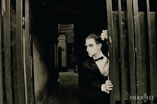 Alec Haavik's Vampire look