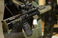 SA-80 IW (Bri_J) Tags: nikon rifle leeds sa80 royalarmouries d3200 l85a1