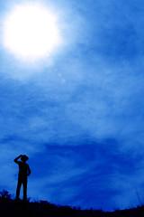 My Blue Sky (Vafa Nematzadeh Photography) Tags: