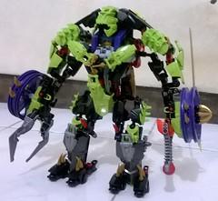 1 (ezrawibowo) Tags: robot lego technic mecha mech moc combiner alternatemodel foitsop herofactory