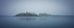 Rannoch blues (Roksoff) Tags: autumn winter snow reflection sunrise dawn scotland highlands nikon long exposure argyll scottish calm na lee nd glencoe ba 24mm loch moor blizzard grads hoya lochaber lochan rannoch d600 stob 28d criese hachlais
