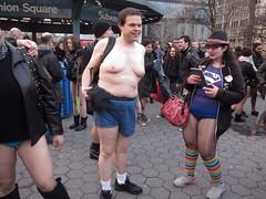 Improv Everywhere No Pants Subway Ride NYC 2014: Union Square (Scoboco) Tags: gothamist nopants nycsubway moobs improveverywhere nopantssubwayride nopantsnyc nopantssubwayridenyc nopants2014 improveverywherenopants subwayridenopants 13thannualnopantssubwayride underwearsubwayride