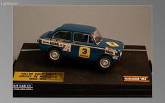 SEAT 850 E ESCUDERIAS CATALANAS (Manolo Serrano Caso) Tags: de seat e anton slot 1973 montjuich 132 850 circuito guasch catalanas escuderias castany