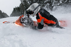 Wawa Ontario Powder Riding (wa2wider) Tags: snow ontario tourism off powder trail arcticcat sled freeride touring groomed sleds snowmobile wawa ask polaris snowmobiling wawaontario ifyoudontknow