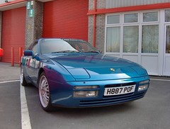 1990 Porsche 944 S2 (ukdaykev) Tags: porsche 944 s2 porsche944 944s2 porscheshop h887pof