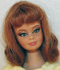 OOAK Vintage Midge by Barbie Canvas (toomanypictures1) Tags: barbie mattel laurieeverton barbiecanvas ooakmidge