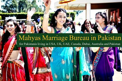 Pakistani Marriage Bureau, Pakistani Brides Grooms Seeking