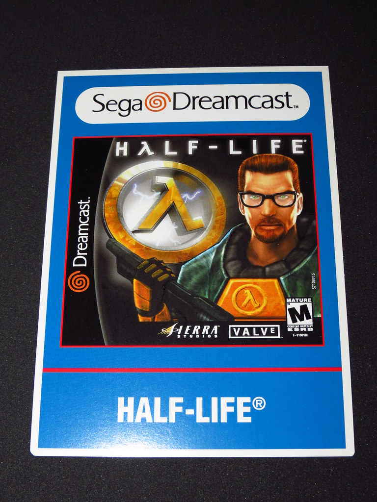 The World's most recently posted photos of halflife and videogame