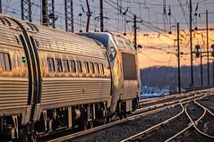 Amtrak Train 129 (MIDEXJET (Thank you for over 2 million views!)) Tags: unitedstatesofamerica maryland amtrak nec northeastcorridor perryville