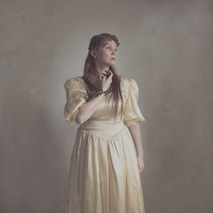 Tiina_Petersson_The-return-of-Persephone (Tiina Petersson) Tags: portrait texture square spring fineart conceptual var persephone fineartphotography fotosondag tiinapetersson fs140323
