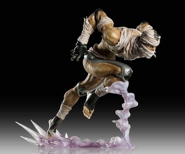 擁有兩支右手的男人來襲!雕像傳說 『倒吊男』傑.卡爾