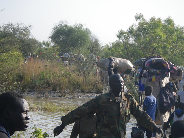 Thumbnail for Clinic destroyed in South Sudan's Jonglei state