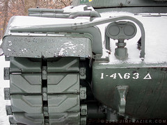 Winter Tanks III (Jim Frazier) Tags: park old heritage history metal gardens museum botanical army march illinois iron mechanical steel military parks landmarks dupage heavymetal tourist historic il equipment machinery vehicles armor transportation historical botanic guns machines botanicgarden horticulture preserve botanicalgarden weapons apparatus attraction tanks wheaton publicgarden devices usarmy cantigny 2014 unitedstatesarmy q2 dupagecounty cantignypark bigredone firstdivision 1stdivision firstinfantrydivision mainbattletank firstdivisionmuseum tankpark jimfraziercom wmembed