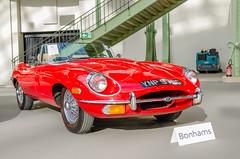 1969 Jaguar Type E 4.2-Litre srie 2 roadster - Sold for 48,300 (el.guy08_11) Tags: 1969 voiture collection jaguar