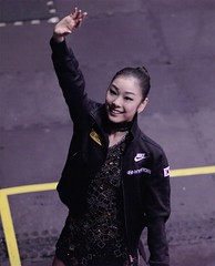 Figure Skating Queen YUNA KIM ({ QUEEN YUNA }) Tags: figureskating worldchampion figureskater olympicchampion yunakim 金妍儿 김연아 kimyuna キムヨナ