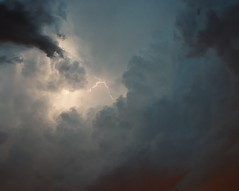 Storm brewing 4 (graemes83) Tags: storm clouds pentax dramatic lightning thunder