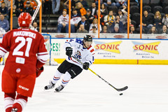 "Missouri Mavericks vs. Allen Americans, March 3, 2017, Silverstein Eye Centers Arena, Independence, Missouri.  Photo: John Howe / Howe Creative Photography • <a style=""font-size:0.8em;"" href=""http://www.flickr.com/photos/134016632@N02/32430581304/"" target=""_blank"">View on Flickr</a>"