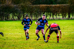 Witney 3's vs Swindon College-1210