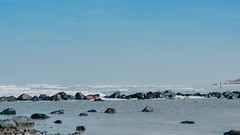 Ameland (Y♥YNTL) Tags: ameland waddeneiland friesland fryslan vuurtorentrail trailrun strand zee zand nederland licht